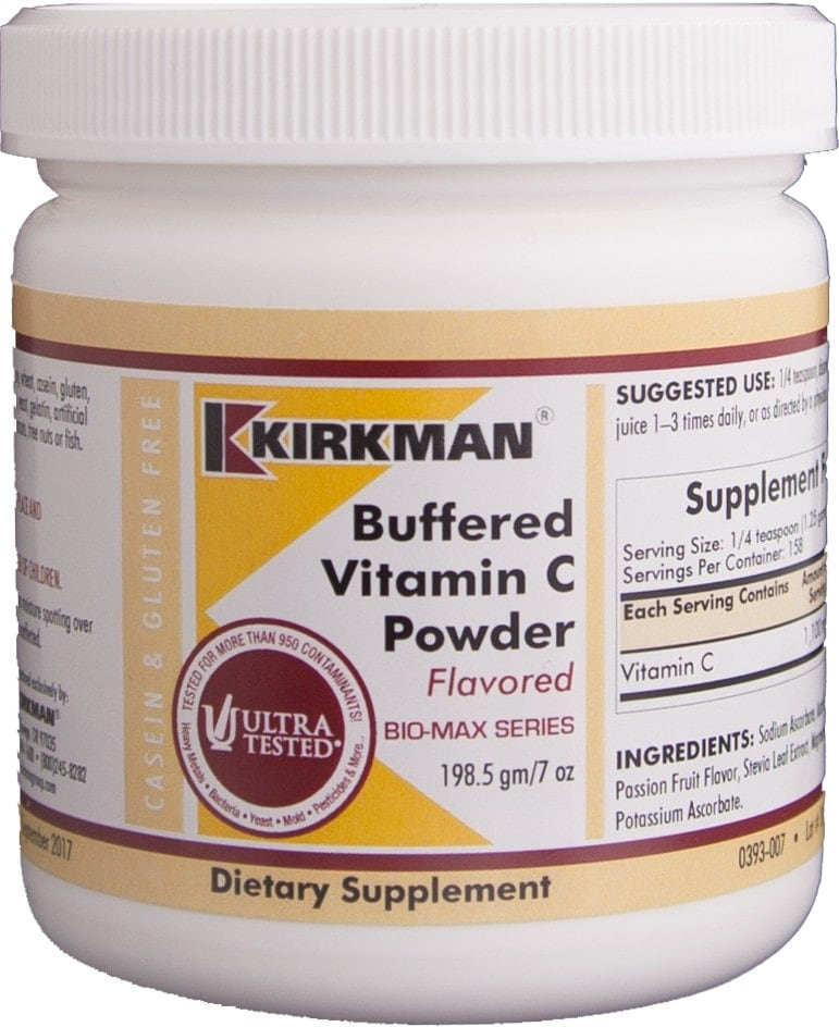 Amazon Com Neuro Nutrional Drink New Improved Formula 12: Buffered Vitamin C Powder