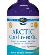 Arctic Cod Liver Oil - Orange 16oz