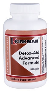 Detox-Aid Advanced Formula - 100 capsules