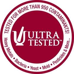 KIRKMAN LABS ULTRA TESTED
