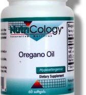 Oregano Oil - 60 Softgels
