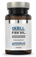 Quell Fish Oil - 60 softgels