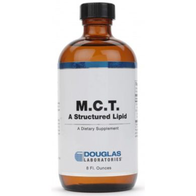 M.C.T. A Structured Lipid - 8oz