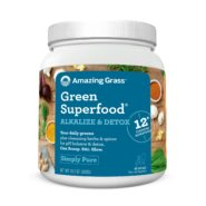 Alkalize and Detox Green Superfood