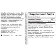 Alpha-Glycosyl Isoquercitrin facts