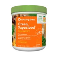Tangerine Immunity Green SuperFood