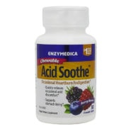 Acid Sooth Chewable Berry