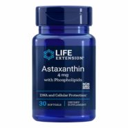 Astaxanthin with Phospholipids 4mg