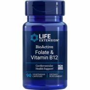 BioActive Folate & Vitamin B12