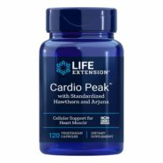 Cardio Peak™ with Standardized Hawthorn and Arjuna