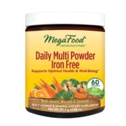 Daily Multi Powder Iron Free