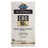 Dr. Formulated CBD 10mg