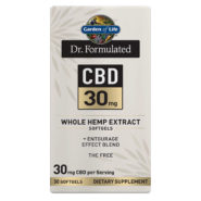 Dr. Formulated CBD 30mg