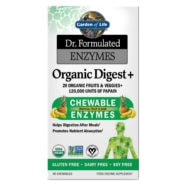 Dr. Formulated ENZYMES Organic Digest+