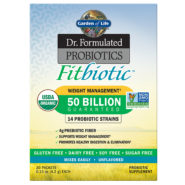 Dr. Formulated PROBIOTICS Fitbiotic