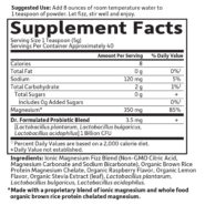 Dr. Formulated Whole Food Magnesium Raspberry-Lemon