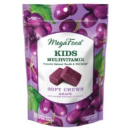 Kids Multi Soft Chew Grape