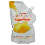 Omega-3 Big Squeeze Tropical + D