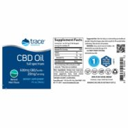 CBD Oil Natural Mint Flavor 600 mg