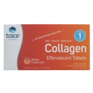 Collagen Effervescent Tablets Display Box