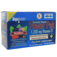 Electrolyte Stamina Power Pak - Non-GMO Mixed Berry