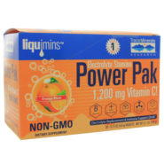 Electrolyte Stamina Power Pak - Non-GMO Orange Blast