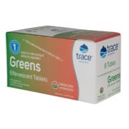 Greens Effervescent Tablets - Melon Lime