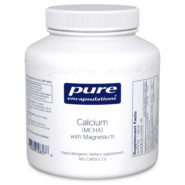 Calcium (MCHA) With Mag