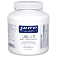 Calcium With Vitamin D3
