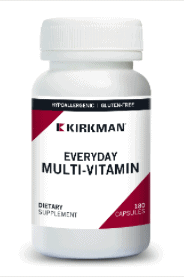 EveryDay Multi-Vitamin - Hypoallergenic