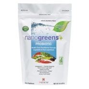 NanoGreens+ Probiotic - Strawberry