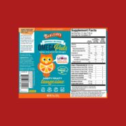 Seriously Delicious Omega Pals Hooty Fruity Tangerine Fish Oil + Eye Nutrition