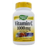 Vitamin C 1000mg with Rose Hips