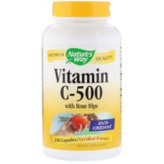 Vitamin C 500 with Rose Hips