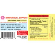 Womens Bioidentical Support